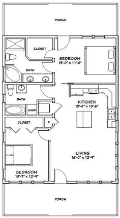 simple house cottages uk bedroom floor plans exclusive design cottage small two bed with