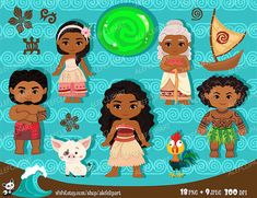 Descargar Disney Moana princesa Moana Imágenes Prediseñadas