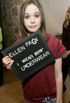 Ellen. Perf. YES! Love this! (cuz so do I!) haha