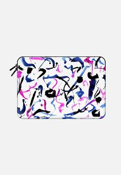"""$10 off your first order when you use the code: QBADQW on our Super exciting new collaboration with @Casetify Zest Macbook 12"""" sleeve by Amy Sia 