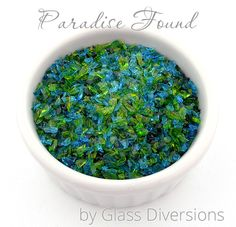 Paradise Found Frit Blend