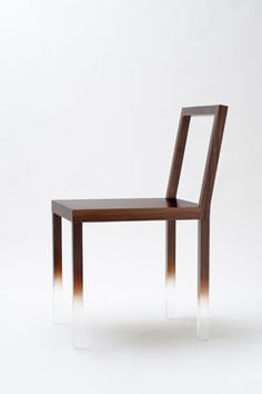 nendo - fadeout chair
