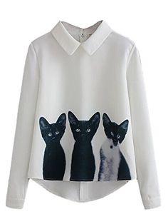 TEERFU Womens Blouses Lapel Neck Long Sleeve Blouse Shirt... https://www.amazon.com/dp/B01FUS9RS2/ref=cm_sw_r_pi_dp_x_pa7Oyb5896TSS
