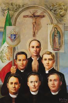 Mexican Martyrs - Knights of Columbus