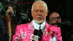 Don Cherry is a Canadian former Ice Hockey player, commentator, sportswriter and coach in National Hockey League as well as four times Superbowl winner. Don Cherry played a long career in minor league and won many cups as a player. He is famous for his Don Cherry, Nfl Highlights, Beer Commercials, Rob Ford, Anaheim Ducks, Remembrance Day, Recent News, National Hockey League, Toronto Maple Leafs