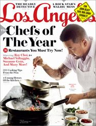 September 2012 - Table of Contents - Los Angeles magazine. Chefs of the Year issue