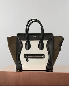 Céline, las bolsas que todas queremos