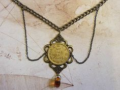 My Time Is Yours Necklace