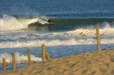 Les Landes, Seignosse plage