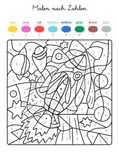 Home Decorating Style 2020 for Coloriage Magique, you can see Coloriage Magique and more pictures for Home Interior Designing 2020 at Coloriage Kids. Color By Numbers, Paint By Number, Coloring Pages To Print, Coloring Books, Free Coloring, Activities For Kids, Crafts For Kids, Hidden Pictures, Color Magic