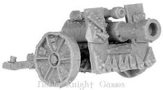 Hexy Bitspudlo Weapons & Equipment 28mm Ork Artillery Heavy Cannon Pack MINT