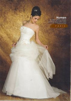 sexy parisian wedding dress by herve mariage by orlyla on etsy 48000 - Herve Mariage Paris