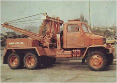 Semi Trucks, Big Trucks, Bug Out Vehicle, Heavy Duty Trucks, Tow Truck, Old Cars, Cars And Motorcycles, Military Vehicles, Techno