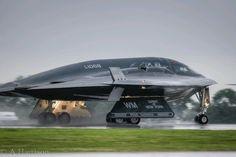 Northrop B2 Stealth Bomber USAF 509