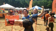 #HipNJ went to the #MuckFest to support #MS! Check out our #recap on the event! #HipNewJersey #HipNJCares #Gardenstate #Love #Life #Support #Cure