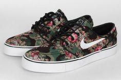 sneakers Nike SB – Stefan Janoski Premium Floral Digi-Camo  I WANT !!!