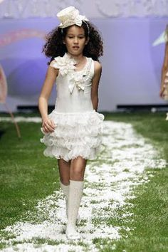 Miss Grant Boys and Girls Clothes. Grant SPA are Italian designers