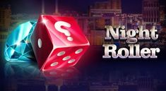 Demo Slot Red Tiger - Night Roller Slot, Night, Red