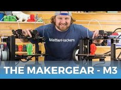 #VR #VRGames #Drone #Gaming MakerGear M3 3D Printers // Product Review & Highlights 3d printer review, 3d printing, 3d printing gear, 3D Printing Review, Awesome, Drone Videos, gear, M3, m3 3d printer, Make, Make Magazine, maker, maker gear, makergear, makergear highlights, makergear m3, makergear printer, Makergear product review, makergear videos, makers, matterhackers, product highlights, product review, rad, Viral #3DPrinterReview #3DPrinting #3DPrintingGear #3DPrinting