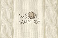 Handmade Logo by Lemon_Monday on @creativemarket
