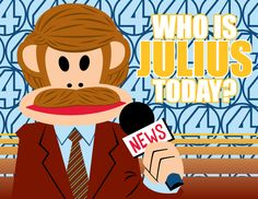 Who is Julius today? #paulfrank #julius #anchorman