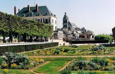 Loire River Valley, Blois, Cathedrale St. Louis by m. muraskin-france, via Flickr.