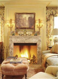 Elegant Traditional Bedroom by Suzanne Tucker  on HomePortfolio