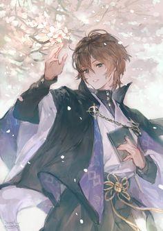 Cute Anime Boy, Anime Art Girl, Cute Anime Character, Character Art, Fantasy Art Men, Another Anime, Handsome Anime Guys, Manga Boy, Anime Artwork