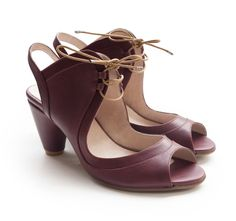 New Purple Molly Shoes  Handmade Leather shoes por LieblingShoes, ₪790.00