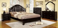 Bristol 5 PC Bedroom Set by Furniture of America