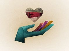 Dribbble - A Heart Well Spent by Greg Perkins