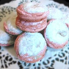 Les biscuits roses de Reims   ♥♥♥