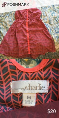 Charming Charlie's dress NWOT. Never been worn Charming Charlie Dresses Mini