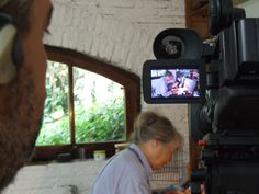 Shooting in Maureen's Granada printmaking studio. Granada, Master Class, Printmaking, Studios, Grenada, Printing, Prints