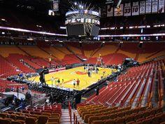 Evacuaron el estadio American Airlines Arena en Miami por una ... - Infobae.com