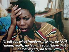 13 Nina Simone Quotes to Empower Every Woman and Person of Color Lyric Quotes, Movie Quotes, Nina Simone Quotes, Mantra, Divas, Feminism Quotes, Person Of Color, I Will Fight, Movie Lines