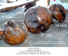 Teak Root Balls Photo, Detailed about Teak Root Balls Picture on Alibaba.com.