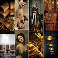 Stare złoto – odpowiedni dla: stonowanej jesieni, prawdziwej jesieni, intensywnej jesieni, intensywnej zimy. Być może dla prawdziwej zimy.