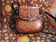 Hippie Remake from my 1970s pattern by RoundOakLeather on Etsy