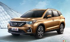 China's #Guangzhou to attend 2017 NAIAS in Detroit | Car News | Auto123