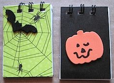 Halloween Notepads - Halloween