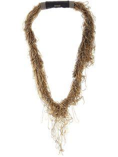 DECOTIIS Multi Strand Necklace