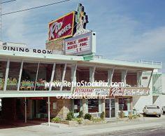 Rio Motel Wildwood, NJ. Neon Sign & Entrance.