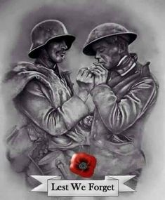 Ramblings,Smoke and Mirrors Remembrance Day Quotes, Remembrance Day Poppy, Anzac Soldiers, Canadian Soldiers, Tattoo Chest And Sleeve, Christmas Truce, Christmas Messages, Soldier Tattoo, Ww1 Art