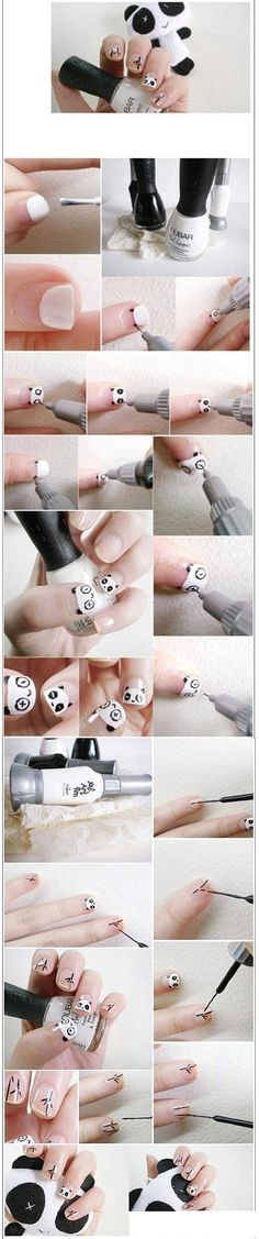 This is so meant for me ! I have a crazy obsession with panda's. Do you guys remember my panda shirt ?