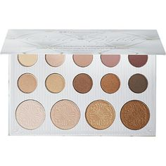 BH Cosmetics Carli Bybel 14 Color Eyeshadow & Highlighter Palette.