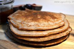 Palacinky bez lepku, laktózy a vajec Pancakes, Breakfast, Food, Morning Coffee, Pancake, Meals, Yemek, Eten, Crepes