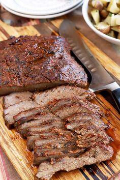 Make the Best Oven Roasted Beef Brisket for Dinner Tonight Oven Roasted Brisket, Oven Roast Beef, Roast Brisket, Oven Brisket, Beef Tenderloin, Cooking Brisket In Oven, Brisket Sides, Grilled Brisket, Texas Brisket