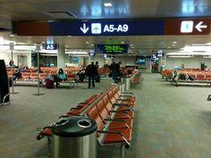 Tucson International Airport (TUS) - Tucson, AZ