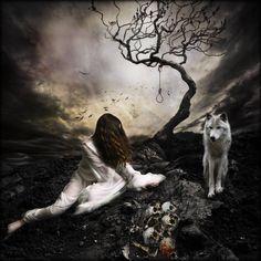Gothic & fantasy art